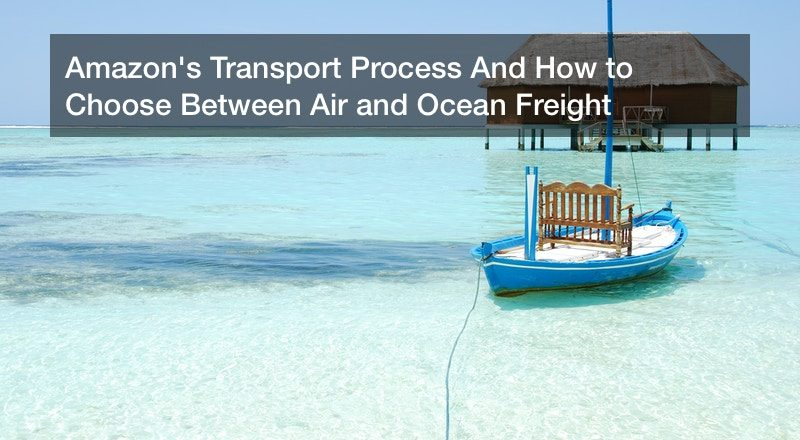 Amazon's Transport Process And How to Choose Between Air and Ocean Freight