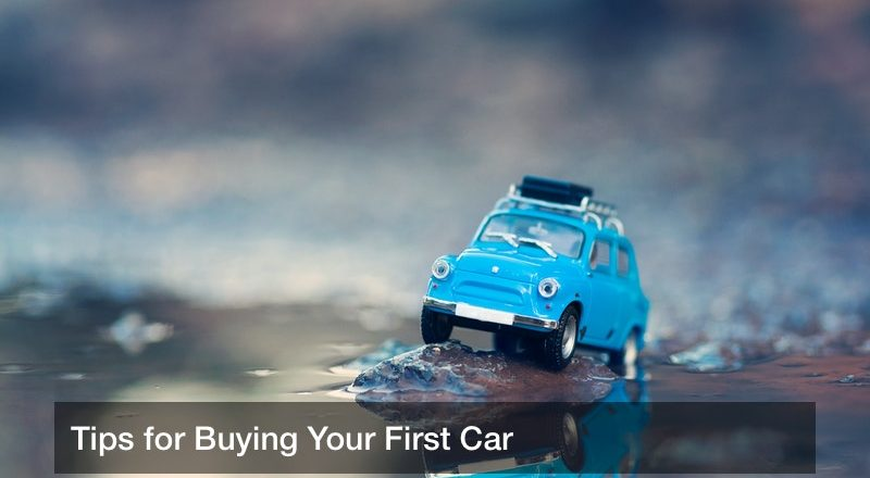 Tips for Buying Your First Car