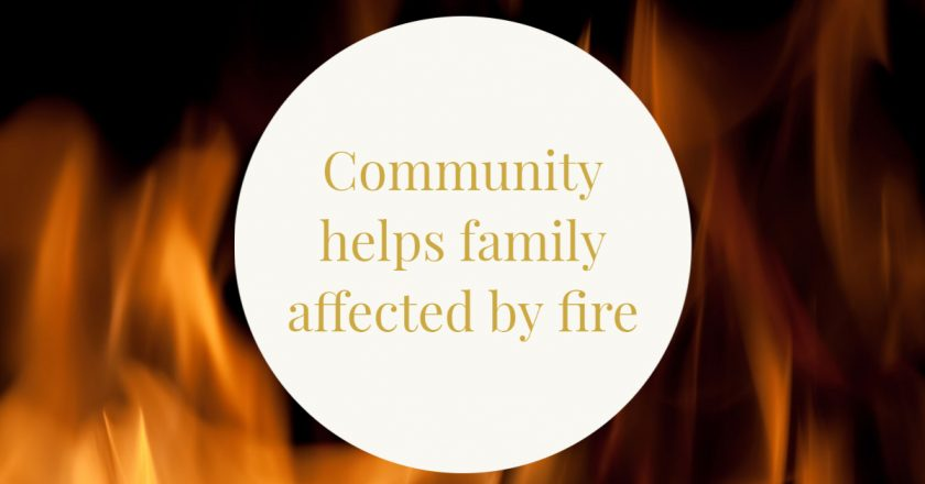 How the Community Rallied to Help Newcomerstown Family Who Lost Home in a Fire