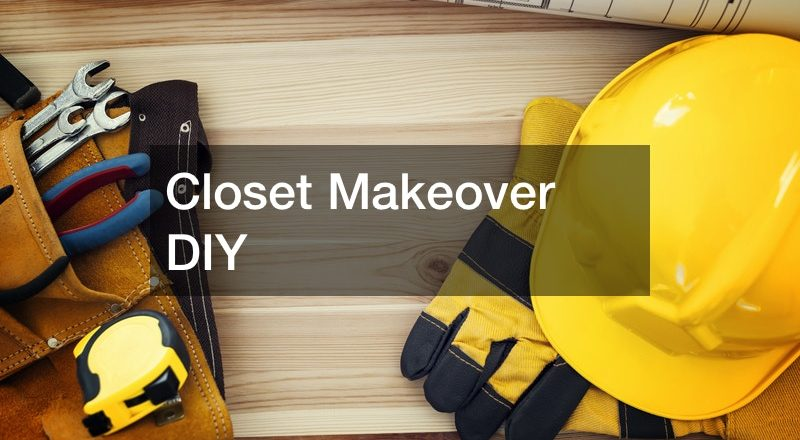 Closet Makeover DIY